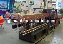 CE & ISO9001 Standards Plastic Granules Machine For Rigid PVC , Soft PVC