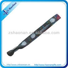2012 cheap trend woven fabric bracelet wholesale