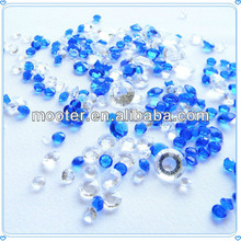 Azure Blue Wedding Table Decorations Crystal For Wedding Accessories