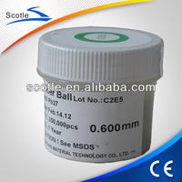 Leaded BGA Solder Balls 0.2mm-0.76mm 250kpcs/ bottle Wholesaler Best Price