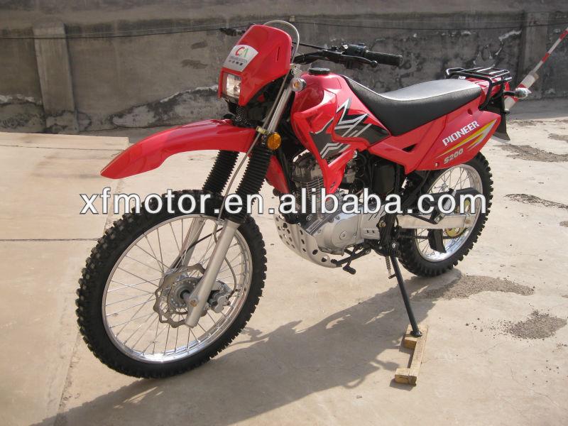 الدراجات النارية 200cc