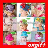 OXGIFT top baby elastic hairband
