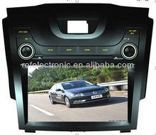 Car dvd navigation for Chevrolet S10/Trailblazer LT/LTZ 2013/ISUZU D-MAX 2012