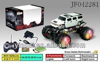 PLASTIC R/C CROSS-COUNTRY CAR TOYS 4channel radio control car remote control car 4CH