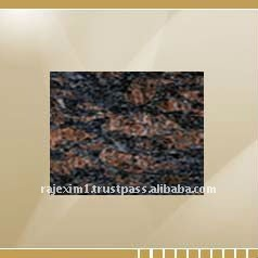 Indian Tan Brown Granite