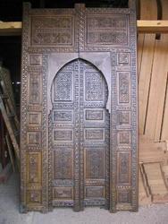 Antique Moroccan Doors