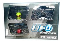 3 in 1 Remote Sensing Flying Alien/Astronaut/Satellite with Flashing Light