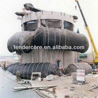 Qingdao rubber pneumatic boat and dock airbag
