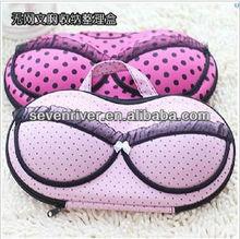 Suppy creative promotion pressure proof EVA Bra storage bag,personality Bra bag