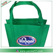 recycle folding non woven shopping bags