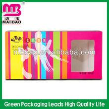 non toxic material biodegradable eco friendly wholesale paper box