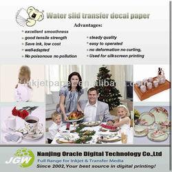 Ceramic Decals,160gsm,175gsm,Silk screen printing transfer paper