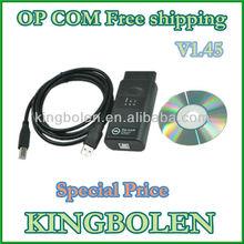 super practical auto scanner op com opcom op-com interface car diagnostic tool in promotional price