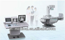 JH-8800A Flat Panel Digital Radiography and Fluoroscopy X-Ray Equipment/ Digital Gastrointestinal + Flat Panel DR