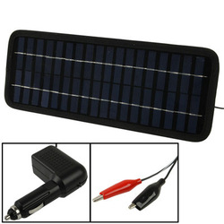 Solar Panel Car Battery Charger for Cars