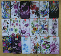 New Flower TPU Case Cover For Samsung Galaxy S2 i9100
