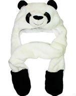 Long Panda Animal Hat
