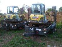 B37 Mini Yanmar Excavator