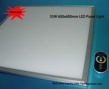 LED Flat Panel Light 600*600 35W 2835 Posts Piece White Warm White