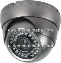 Half arc monitoring,3g wifi cctv housing ip camera