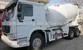 mini explosão 12m3 misturador concreto do caminhão para a venda