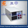 Alta precisión fuente de alimentación dc para laboratorio utilizando 18 v 50a