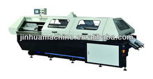 Factory price HL-TBB 50/5D Elliptic perfect Glue binding machine with 5/five clamp
