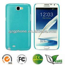 Glitter Plastic Case for Samsung Galaxy Note II N7100