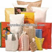 woven polypropylene flour bag for 50 kg flour