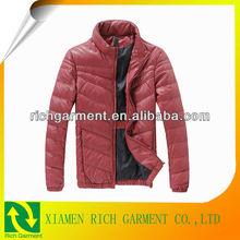 2015 high quality waterproof down jacket