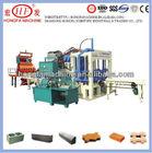 plastic concrete block machine/hollow block making machine