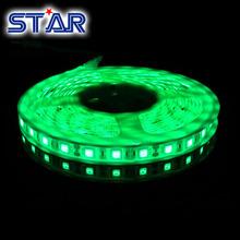 LED Lichtleisten 60led/m 5050 Green IP65 DC12V/DC24V 72W