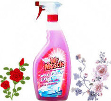 NATURAL MULTI-PURPOSE CLEANER, DISINFECT AND DEGREASE