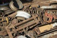 We sell scrap metal