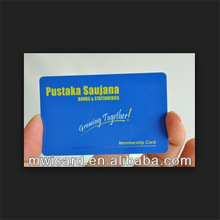 China Manufacturer Fashionable Writable Make VIP Cards
