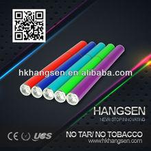 Electronic cigarette refill oil electronic cigarette - shisha pen - large vapor, high quality, surprising experience - metal D6
