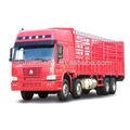 la luz del howo camión de carga kgs 6000 4x2 hecho en china