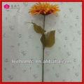 Shenzhen çiçek fabrikası gerçek gibi görünüyorsun ayçiçeği süs sahte ipek