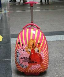 kids trolley hard case luggage