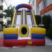 lake inflatable water slides double lane Big Kahuna slide for kids and adults