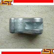 Custom Non-standard sand cast iron auto parts lock catch