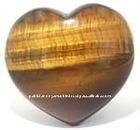 Tiger eye hearts gemstones,Tiger eye,Natural Golden brown tiger eye.Gemstones,Natural Rock,Gemstone handicrafts,Gens carvings,