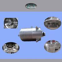 resin sand casting part reactor machine