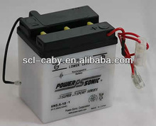 6N5.5 1D 1 Dry Charge Motorcycle Standard Lithium Battery