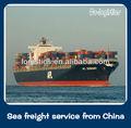 La carga de mar FCL servicios de guangzhou, De China a ambarli, Pavo ----- helada