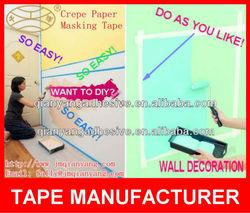Paper Decorative Masking Tape/Adhesive Paper Tape