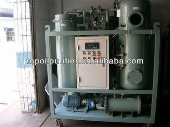 Energy Saving turbine lubricanting oil filtering system