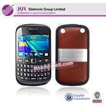 Hotsale PC+TPU+Aluminum Combo Case for Blackberry 9320