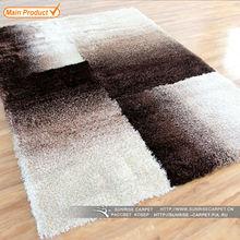 popular shaggy felted wool carpets