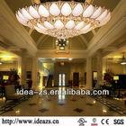 IDEA-65222 Pineapple shaped ceiling light,plastic chandelier balls